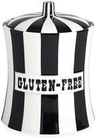 Jonathan Adler Vice Canister - Gluten Free - Black/White