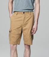 Classic Twill Cargo Shorts