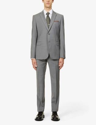 Emporio Armani Slim-fit wool suit