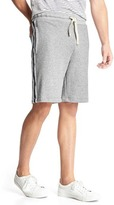 Gap French terry side-stripe shorts