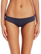 Maaji Women's Shadow Sublime Reversible Signature Cut Bikini Bottom