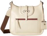 Dooney & Bourke Florentine Front Zip Crossbody Cross Body Handbags