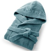 La Redoute Interieurs Hooded Towelling Bathrobe, 450 g/m