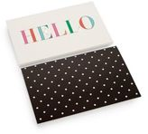 Kate Spade Hello Notebook Set