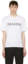 Christian Dada White imagine T-shirt