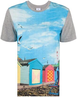 Paul Smith photo-print T-shirt
