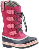Sorel Children's Youth Joan of Arctic Knit Boot