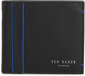 Ted Baker Passing Leather Wallet