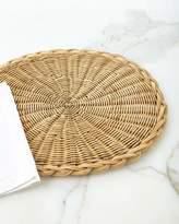Juliska Oval Basketweave Placemat