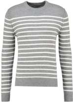 Celio Femalo Jumper Heather Grey Mid