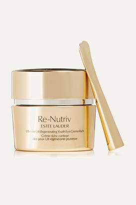 Estee Lauder Re-nutriv Ultimate Lift Regenerating Youth Eye Creme Rich, 15ml - Colorless