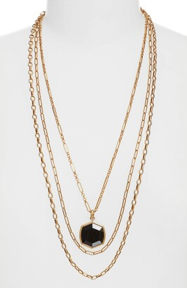 Kendra Scott Davis Multistrand Necklace