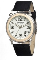 Simplify The 1600 Collection 1601 Men's Watch