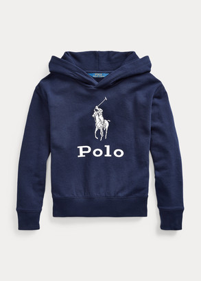 Ralph Lauren Big Pony Terry Hoodie