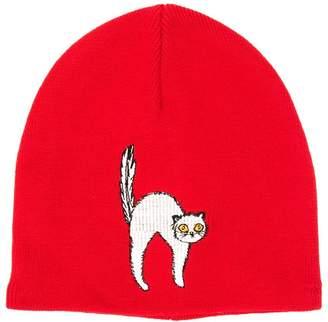 Mini Rodini cat beanie hat