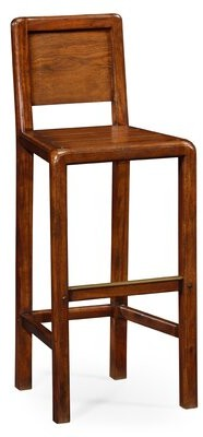 "Jonathan Charles Fine Furniture Low Back 31"" Bar Stool"