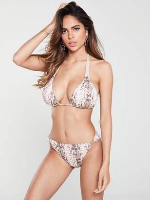 Dorina Fiji Brazilian Bikini Brief - Beige
