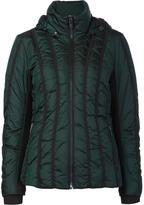 Zac Posen 'Olivia' puffer jacket - women - Nylon/Polyester/Spandex/Elastane/Goose Down - XS