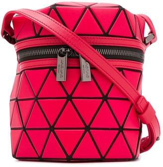 Bao Bao Issey Miyake Geometric Pattern Crossbody Bag