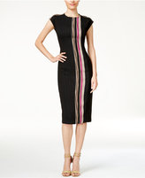 Rachel Roy Striped Sheath Dress