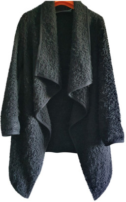 Tara Jarmon Black Wool Coats