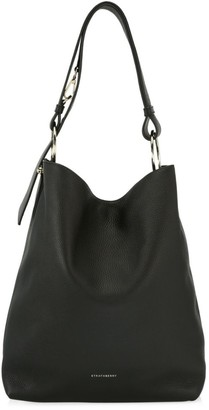 Lana Leather Hobo Bag