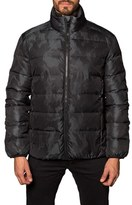 Jared Lang Men's Geneva Camo Down Puffer Jacket