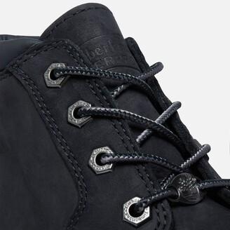 Timberland Women's Nellie Nubuck Chukka Boots - Black
