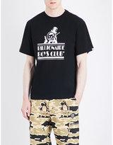 Billionaire Boys Club Gentleman Logo Cotton-jersey T-shirt