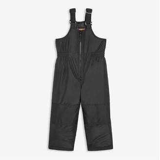 Joe Fresh Toddler Boys' PrimaLoft Snow Pants, Black Mix (Size 5)