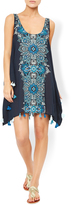 Monsoon Eve Printed Longline Tunic