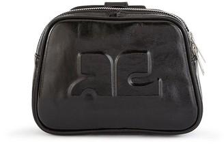 Courreges Logo belt bag