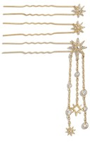 Jenny Packham Set Of 3 Hairpins