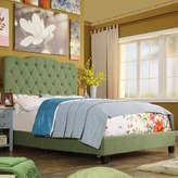 Mulhouse Furniture Elian Upholstered Panel Bed