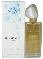 Hanae Mori By For Women. Eau De Parfum Spray 1.7 Ounces