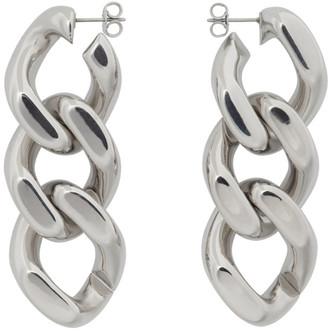 Simon Miller Silver Triple Echo Earrings