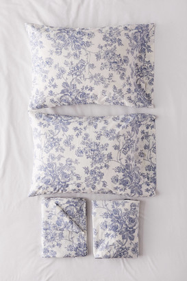 Urban Outfitters Toile Sheet Set