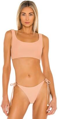 Nookie Savannah Square Neck Bikini Top