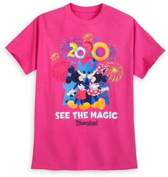 Disney Mouse T-Shirt for Adults Disneyland 2020
