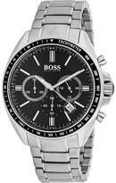 HUGO BOSS Sport Chrono 1513080 Men's Silver Stainless Steel Chronograph Watch