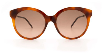 Gucci Gg0653s Havana Sunglasses