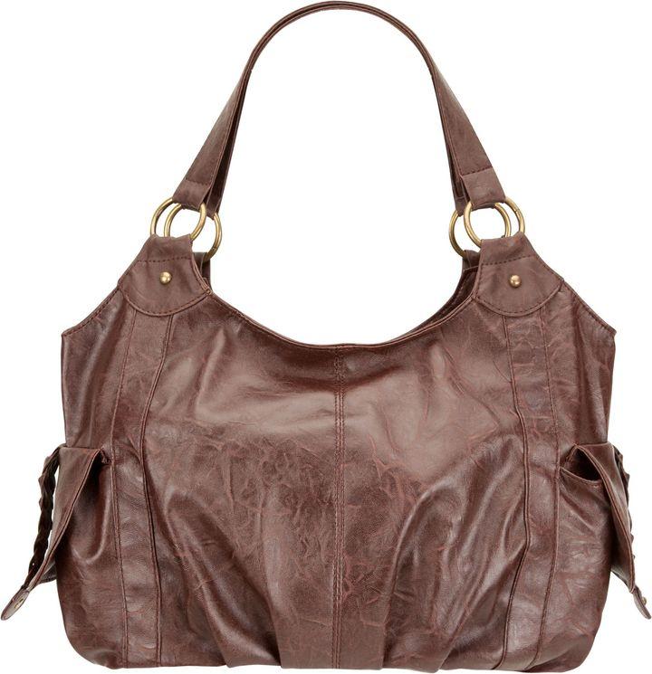 Braid Trim Handbag