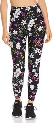 Calvin Klein Floral Ankle Leggings
