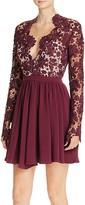 Style Stalker Stylestalker Rosale Lace-Bodice Dress