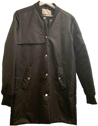 Ash Black Coat for Women
