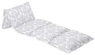 JoJo Designs Sweet Elizabeth Damask 100% Cotton Floor Pillow Lounger Cover Sweet