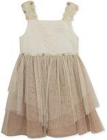 Rare Editions Lace Dress, Big Girls (7-16)
