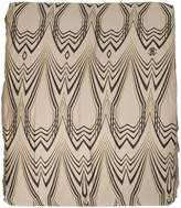 Roberto Cavalli Deco Printed Cotton Satin Bedspread