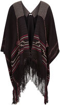 Ulla Johnson Black Alpaca Sacha Wrap