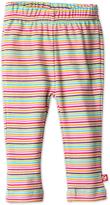 Zutano Rainbow Candy Stripe Skinny Leggings - Infant